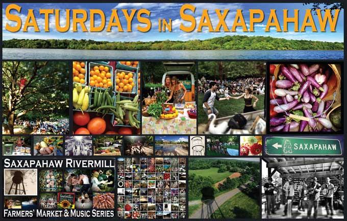 Saxapahaw NC