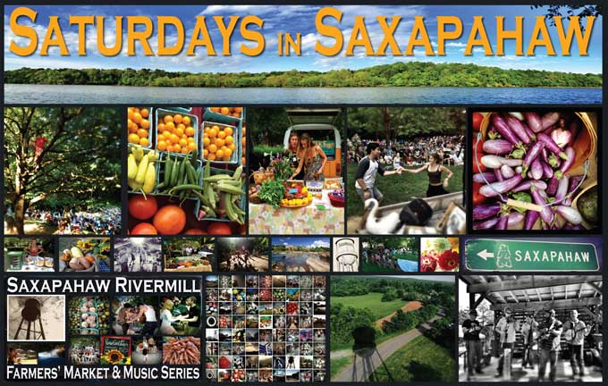 Saxapahaw, NC: Why Everyone Wants to Live Here!