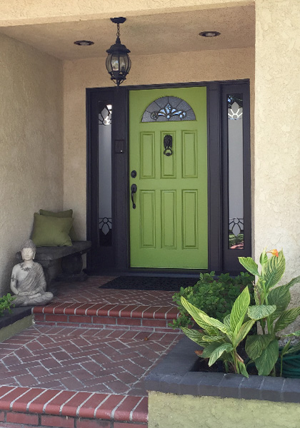 Curb Appeal: The Front Door